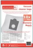 20 Staubsaugerbeutel Variant SI08 geeignet für Bosch BSGL 51332