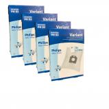 20 Staubsaugerbeutel Filtertüten für Karstadt Super BS 8801 8802 Superclean