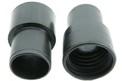 Variant AD562 Muffe ANTISTATISCH, schraubbar, außen 58mm, schwarz