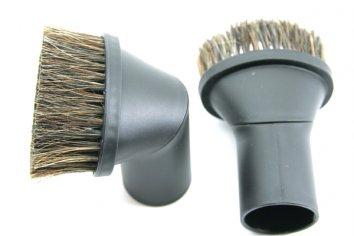 Variant SP873 Saugpinsel, Naturhaar drehbar, 35 mm