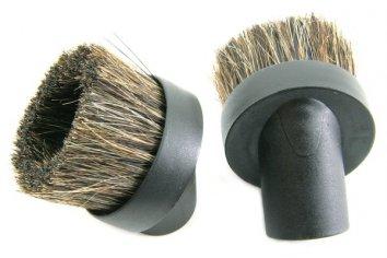 Variant SP664 Saugpinsel rund, 32mm, Naturhaar (wie Numatic)
