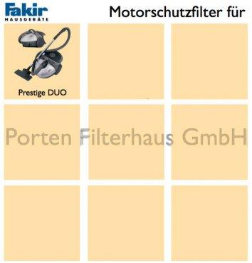Fakir Motorschutzfilter Bestell-Nr. 2022086