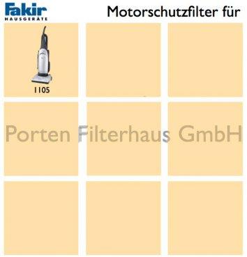 Fakir Textilfilter Bestell-Nr. 2507830