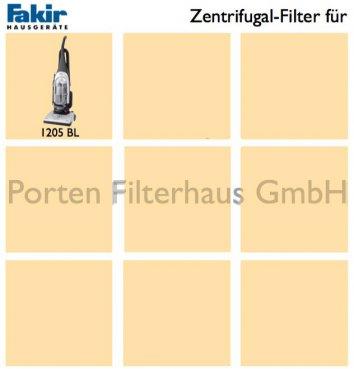 Fakir Zentrifugal-Filter Bestell-Nr. 2508304
