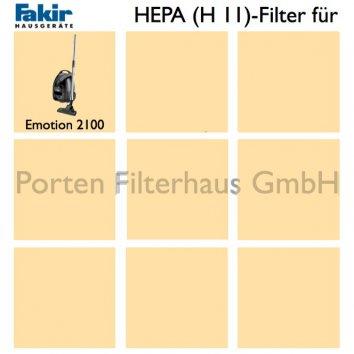 Fakir HEPA-Filter (H11) Bestell-Nr. 2419860