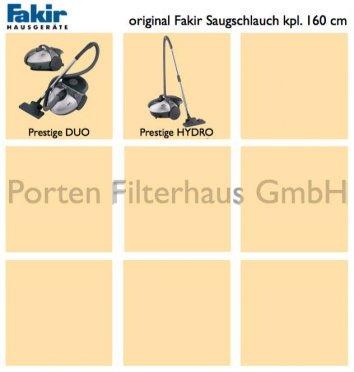 Fakir Saugschlauch kpl. 160 cm Bestell-Nr. 2022360