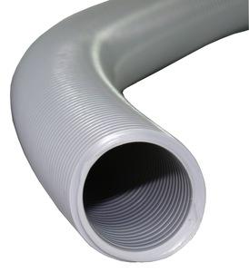 Variant KS425 Staubsaugerschlauch Recomflex, 50mm, 20,0m, silber