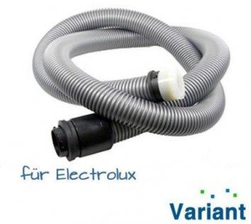 Variant KS101 Staubsaugerschlauch für Electrolux konisch mit Geräteanschluss, ohne Handgriff