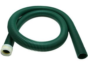 Variant KS156 Staubsaugerschlauch Elflex, 32mm, 1,8m, grün 1x Schraubhülse geeignet für Vorwerk