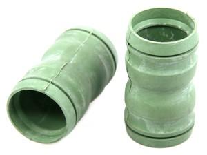 Variant KS311 Gummikupplung für NILFISK Staubsaugerschlauch, grün