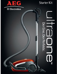 AEG/Electrolux Staubsaugerbeutel s-bag® USK2 Ultra One Starter Kit
