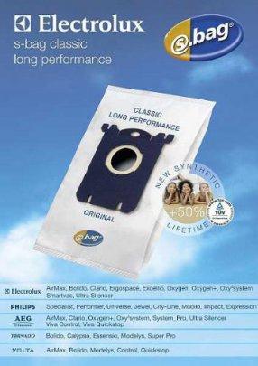 AEG/Electrolux s-bag® classic long performance E201b