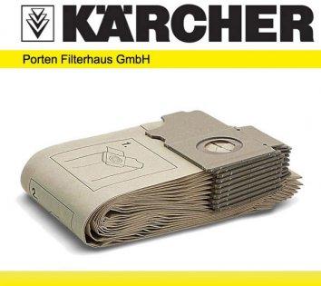 Kärcher Papierfiltertüten 6.906-097.0