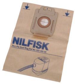 Nilfisk Staubsaugerbeutel Typ 147 0286 500 (NP46)