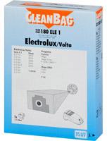 CleanBag 180 ELE 1 - 5 Staubsaugerbeutel