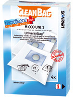 Cleanbag M 000 UNI 1 - 4 Staubsaugerbeutel