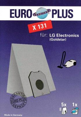 Europlus  X131 - 5 Staubsaugerbeutel