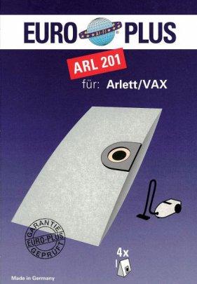Europlus ARL 201 - 4 Staubsaugerbeutel