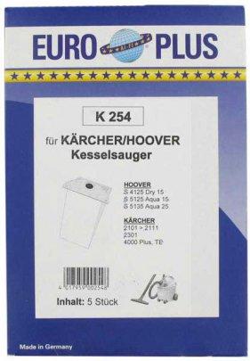 Europlus K 254 - 5 Staubsaugerbeutel