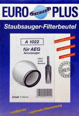 Europlus A 1022  - 3 Staubsaugerbeutel