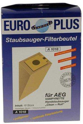 Europlus A 1018 - 10 Staubsaugerbeutel
