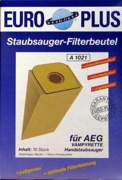 Europlus A 1021 - 10 Staubsaugerbeutel