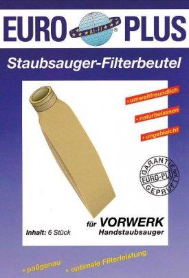 Europlus VO 1117 - 6 Staubsaugerbeutel