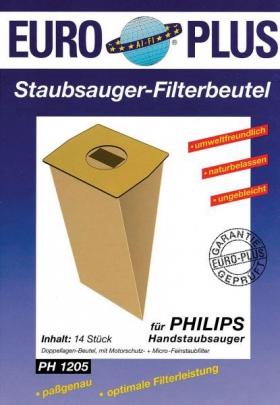 Europlus  PH 1205 -  Staubsaugerbeutel
