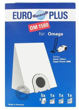 Europlus OM 1580 - 5 Staubsaugerbeutel