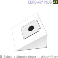 Europlus OM 1583 - 5 Staubsaugerbeutel