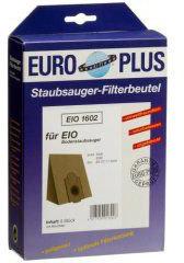 Europlus EIO 1602 - 5 Staubsaugerbeutel