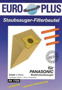 Europlus PA 1706 - 5 Staubsaugerbeutel