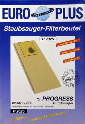Europlus  P2025 - 4 Staubsaugerbeutel