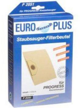 Europlus  P2051 - 3 Staubsaugerbeutel