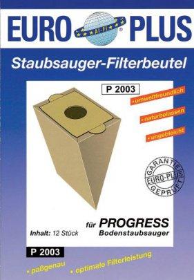 Europlus P 2003 - 5 Staubsaugerbeutel