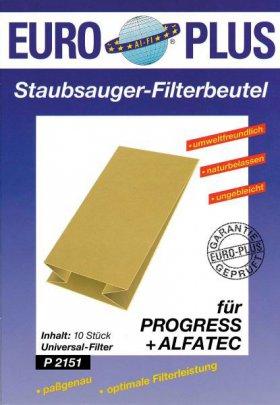Europlus  P2151 - 10 Staubsauger-Filterbeutel