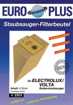 Europlus  V2503 - 5 Staubsaugerbeutel