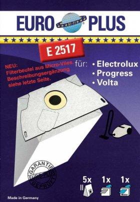 Europlus E 2517 - 5 Staubsaugerbeutel