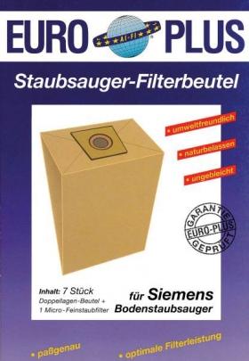 Europlus S 4007 - 7 Staubsaugerbeutel
