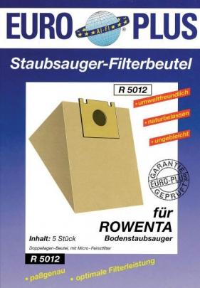 Europlus R 5012 - 5 Staubsaugerbeutel