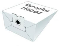 Europlus H 6007  - 5 Staubsaugerbeutel