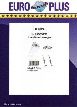 Europlus H 6024 - 5 Staubsaugerbeutel