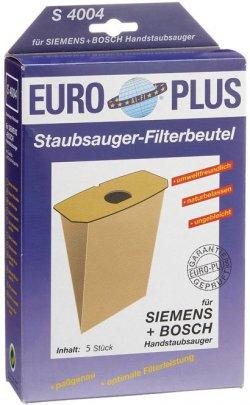 Europlus  S4004 - 5 Staubsaugerbeutel