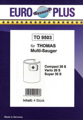 Europlus  TO9503 - 4 Staubsaugerbeutel