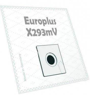 Europlus X 293mV - 5 Staubsaugerbeutel