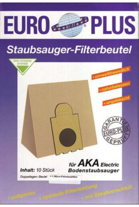 Europlus AKA 1506 - 5 Staubsaugerbeutel