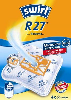 Swirl R 27 Micropor Staubsaugerbeutel