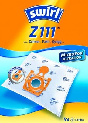 Swirl Z 111 Micropor Staubsaugerbeutel