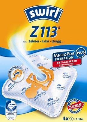 Swirl Z 113 Micropor Staubsaugerbeutel