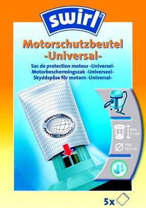 Swirl UNI Motorschutzbeutel Wet&Dry Net Staubsaugerbeutel